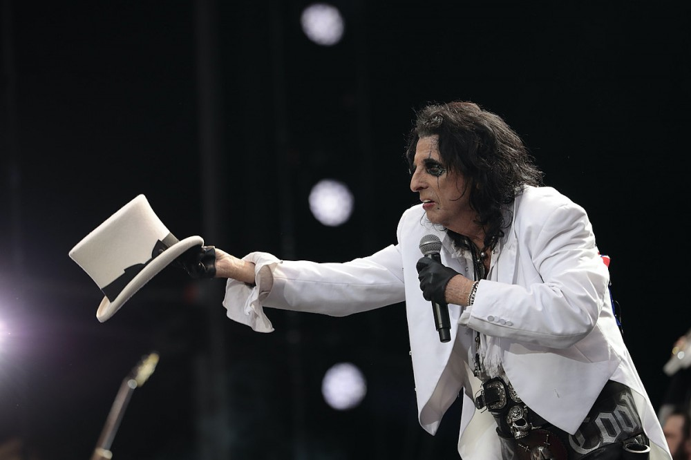 Alice Cooper's New Album Idea Might Be First of Its Kind