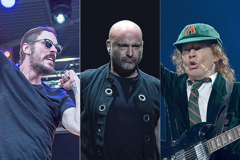 Rock Stars Celebrating Birthdays in March
