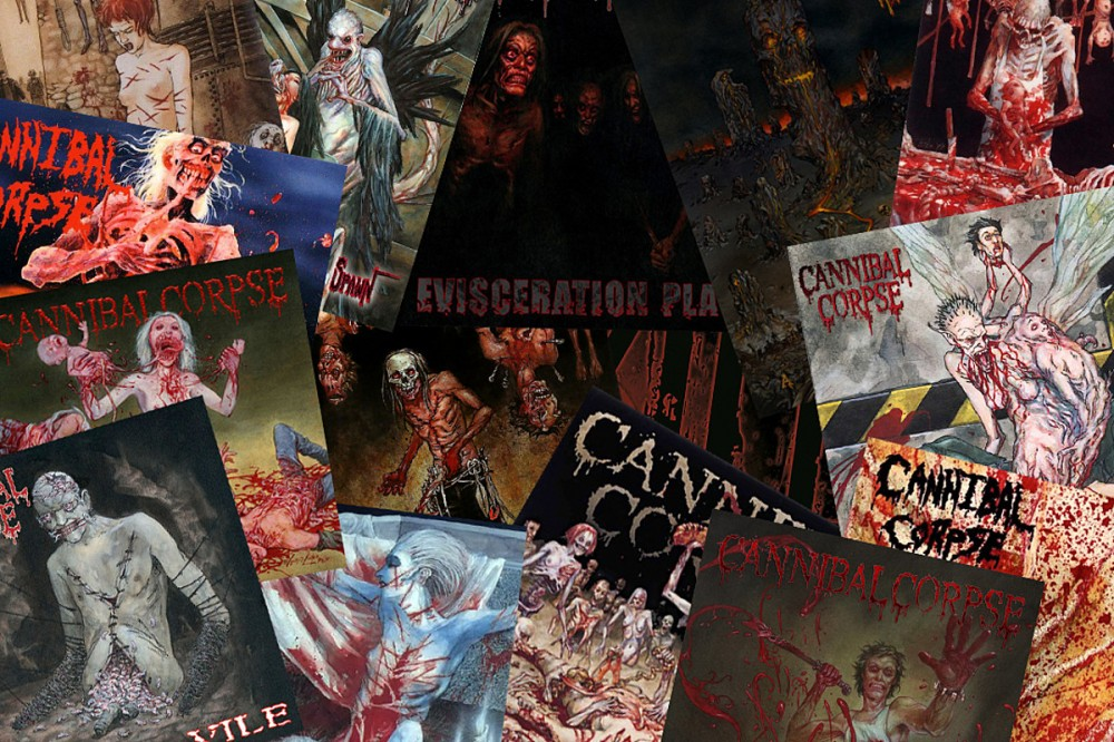 Paul Mazurkiewicz Names Cannibal Corpse's Most Disgusting Album Cover