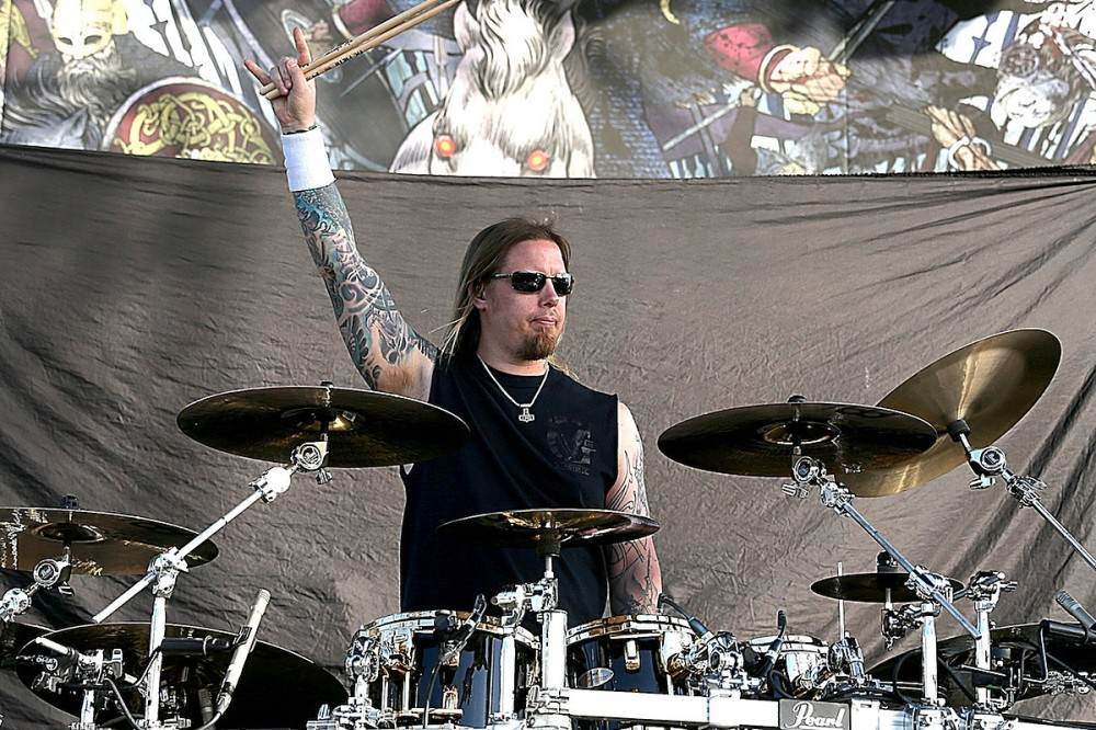 Fredrik Andersson Issues Public Apology to Amon Amarth Members