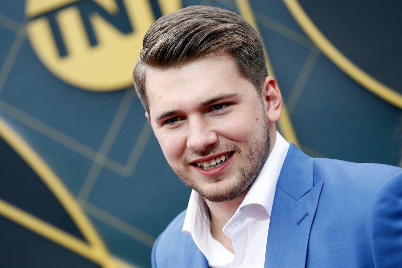 """SOURCE SPORTS: James Harden Calls Luka Doncic """"Special"""" After Weekend Matchup"""