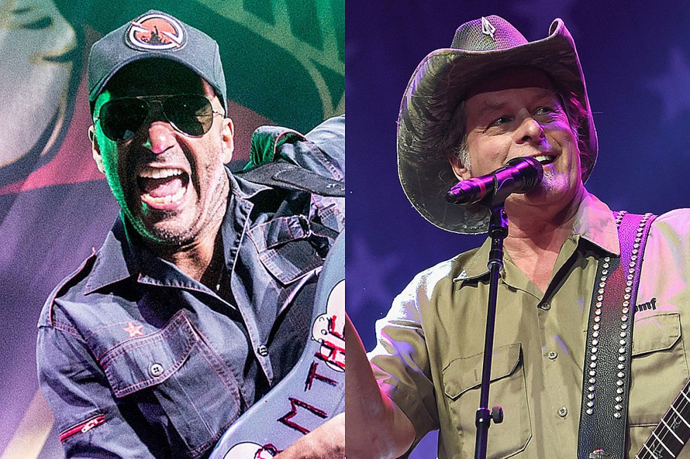We Can All Learn From Tom Morello + Ted Nugent's Friendship