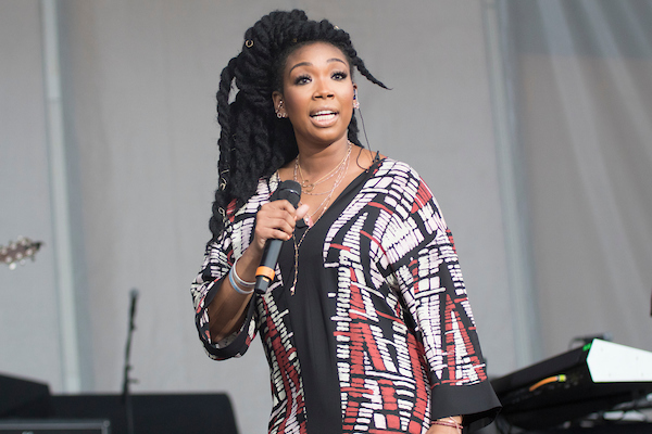 Brandy Joins the Cast of Forthcoming Series 'Queens'