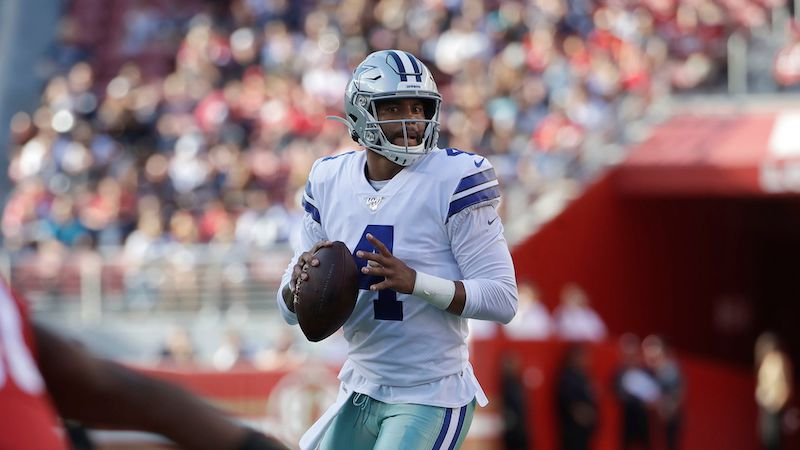 SOURCE SPORTS: Dallas Cowboys and Dak Prescott Agree to $160 Million Dollar Extension