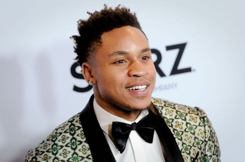 Rotimi Teams Up With Crown Royal to Celebrate 'Coming 2 America'