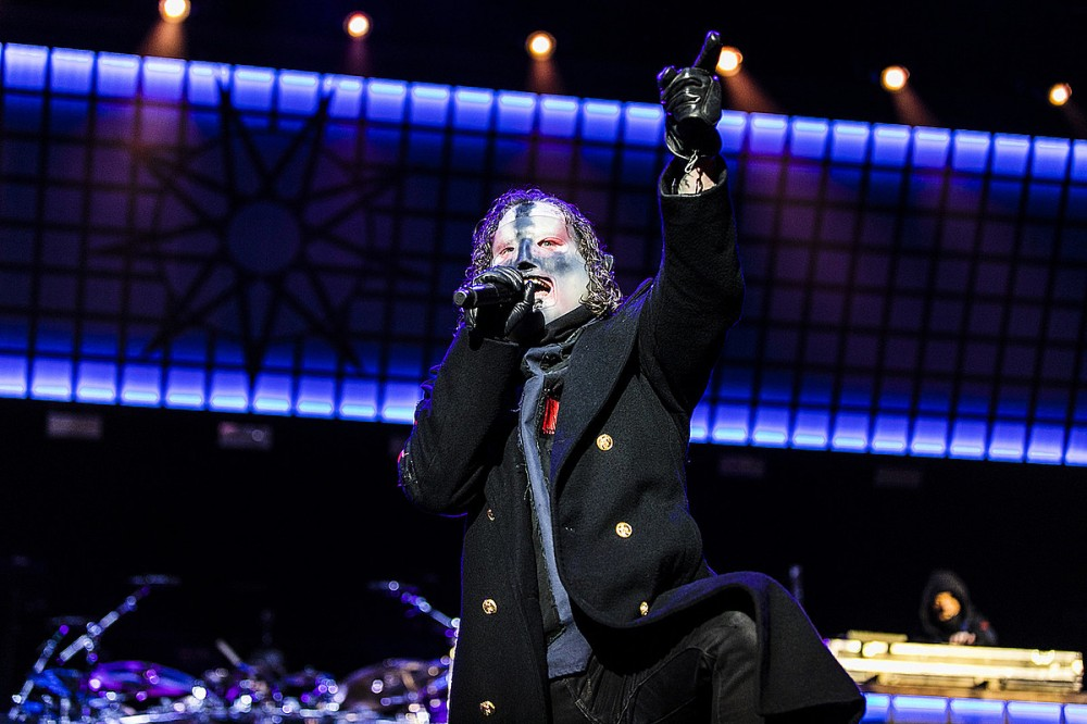 Corey Taylor Reveals Slipknot May Have 'Conceptual' New Record