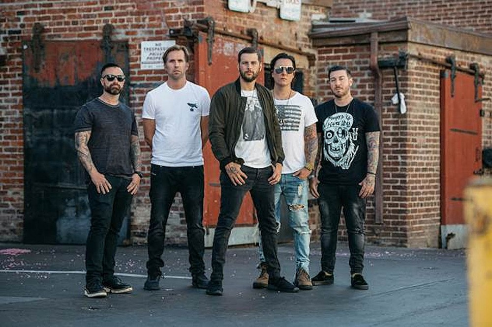 Avenged Sevenfold Share Studio Update in New Video