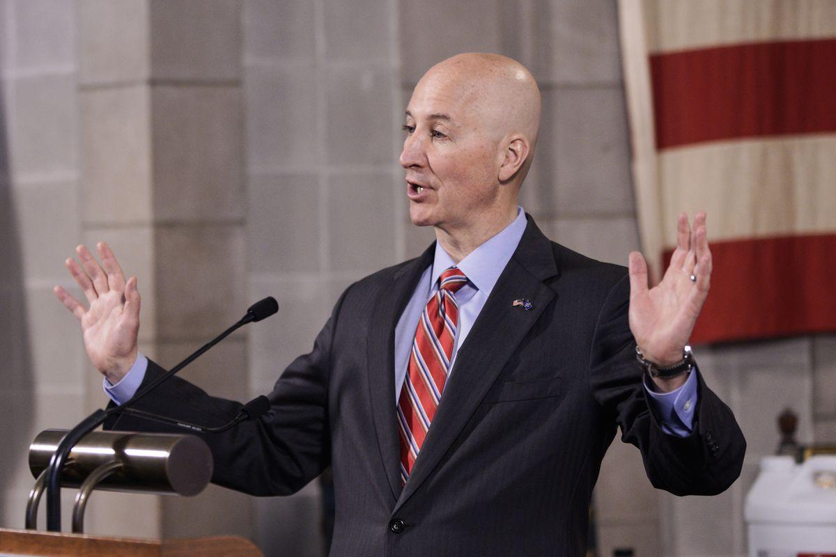 "Nebraska Gov. Pete Ricketts Says Cannabis Legalization Will ""Kill Your Kids"""