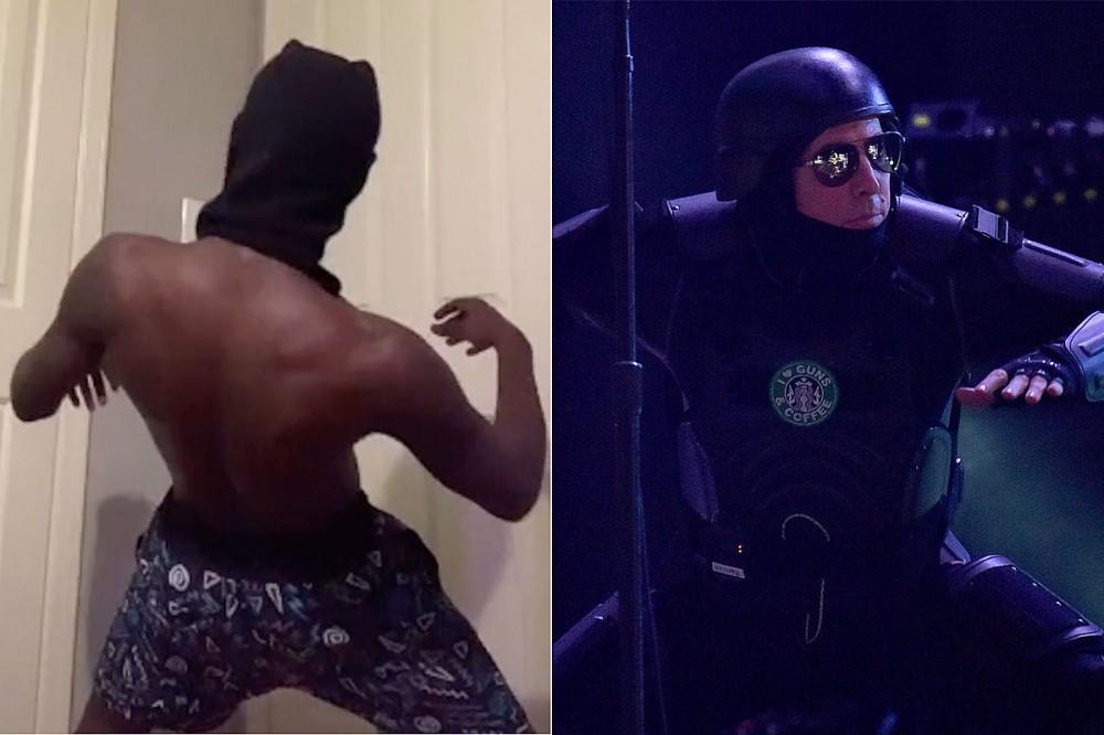 Guy Impersonates Tool Singer Maynard James Keenan's Dancing in Hilarious Video