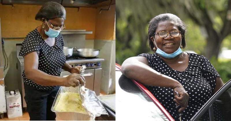 [WATCH] Miami Janitor Quietly Makes 1000 Meals A Week Through Pandemic For Those In Need