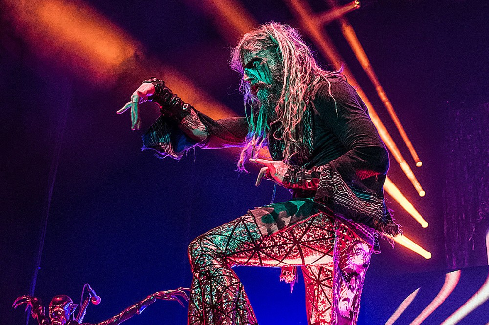 Rob Zombie's New Album Cracks Billboard Top 10, Secures First No. 1 on Top Album Sales Chart