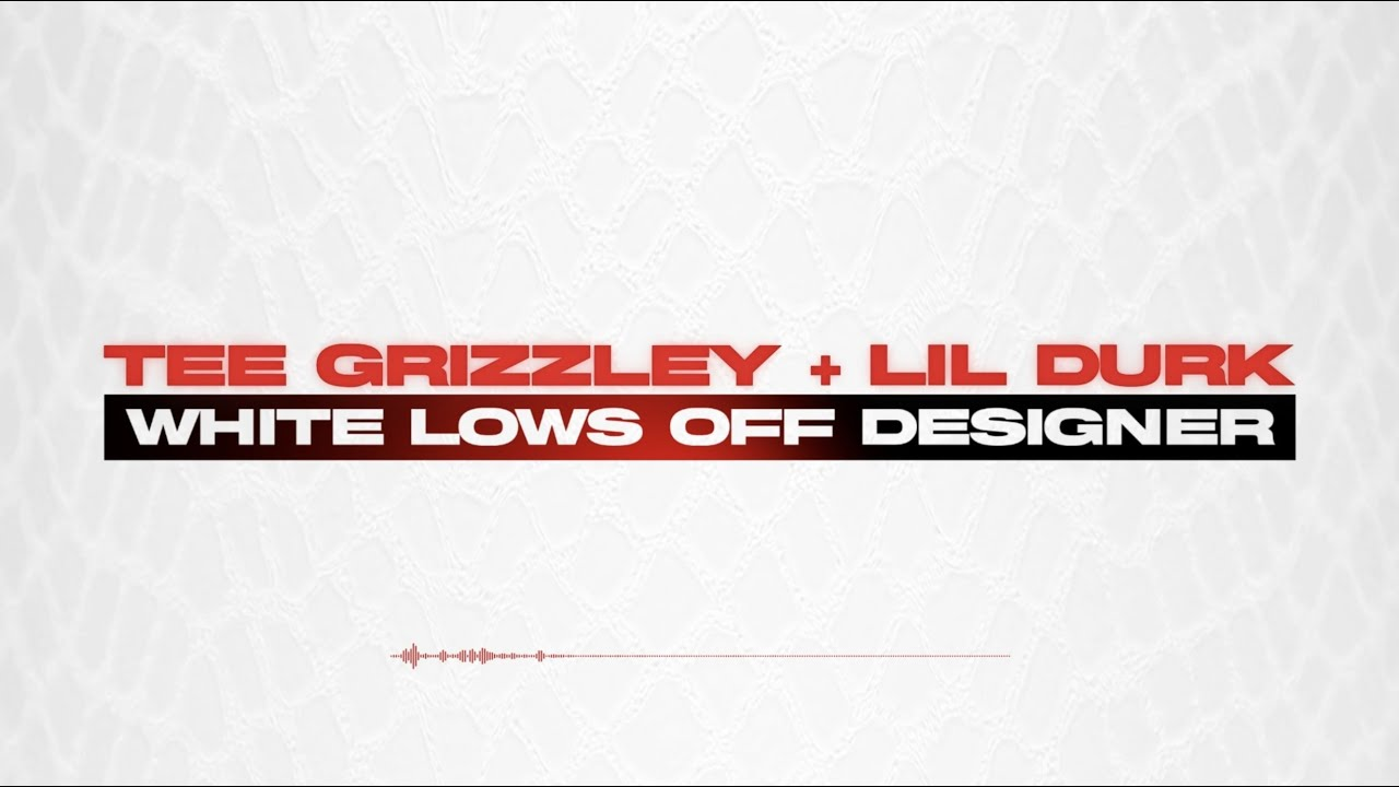 "Tee Grizzley & Lil Durk Link Up For ""White Lows Off Designer"""