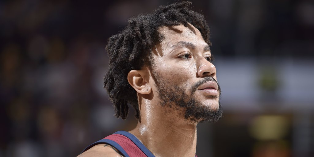 SOURCE SPORTS: Derrick Rose Says COVID-19 WAs Ten Times Worse Than the Flu