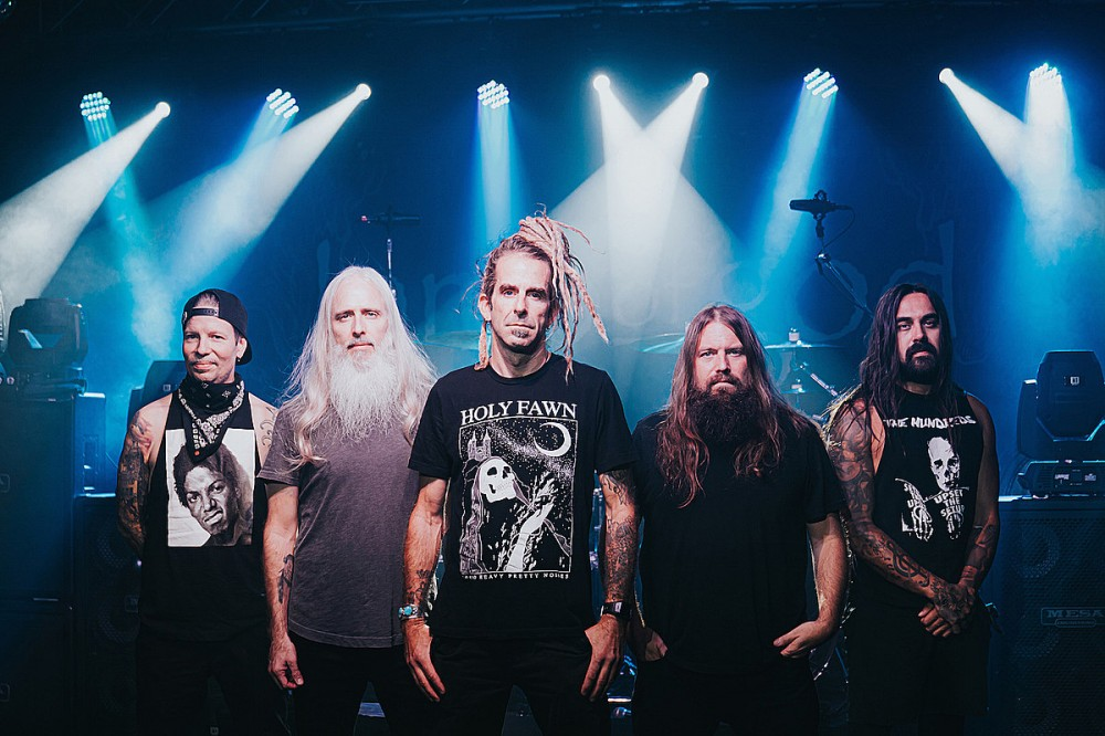 Lamb of God Debut Quarantine Video for 'Routes' Featuring Testament's Chuck Billy