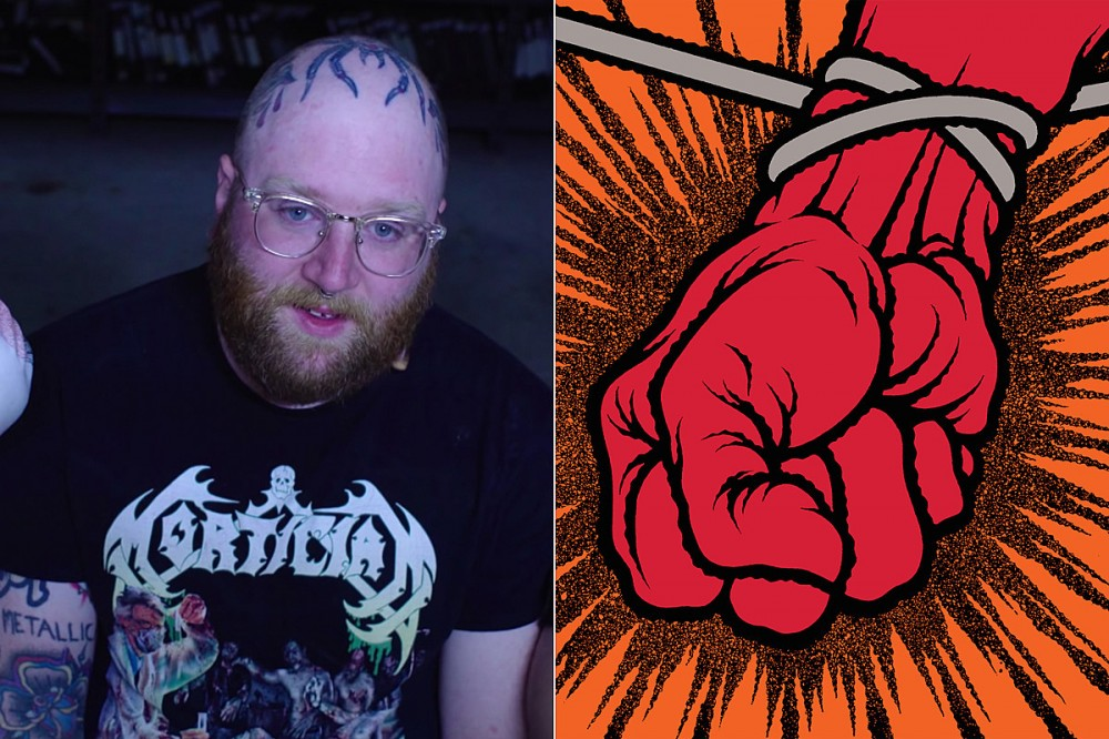 Meet Sanguisugabogg's Cameron Boggs, the Brutal Death Metal Guitarist Obsessed With Metallica's 'St. Anger'