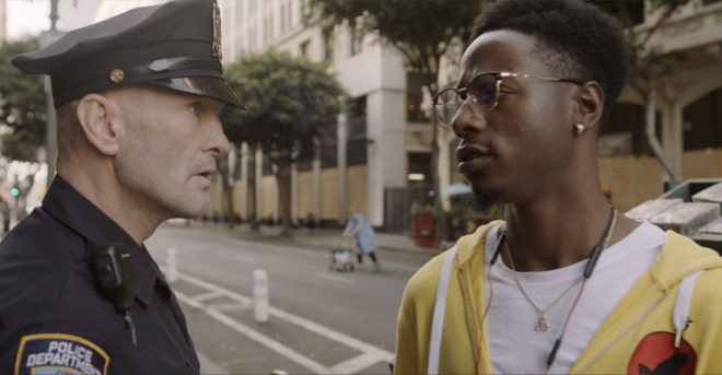 Diddy's Oscar-Nominated 'Two Distant Strangers' Starring Joey Badass is Heading to Netflix