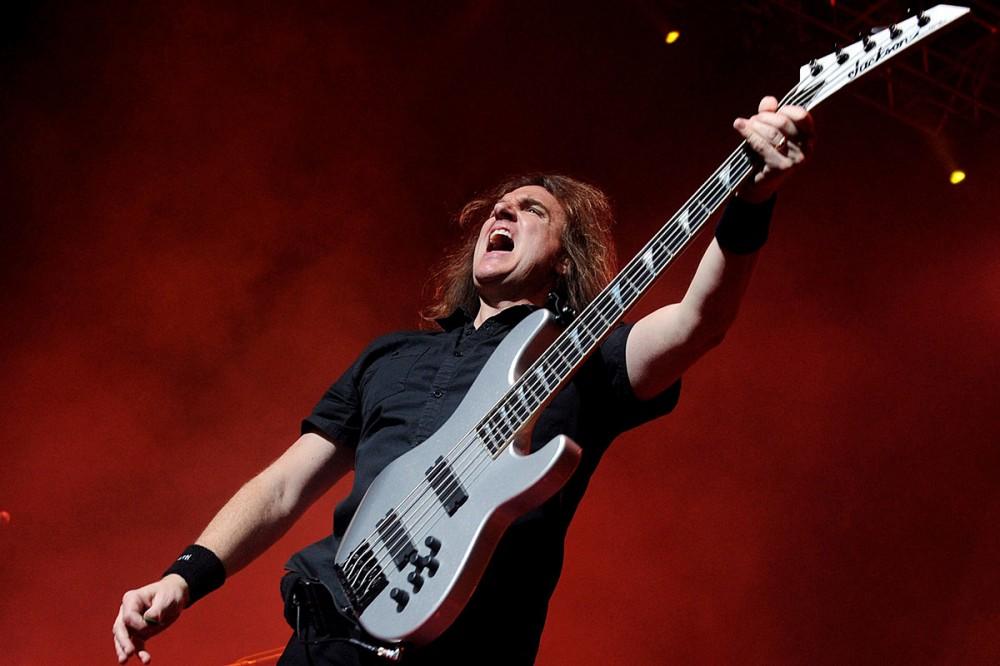 Megadeth's David Ellefson – 'I'm Already in the Greatest Thrash Band in the World'