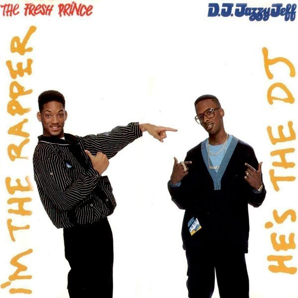 Today in Hip Hop History: DJ Jazzy Jeff & The Fresh Prince's Released Their Second Album 'He's The DJ, I'm The Rapper' 33 Years Ago