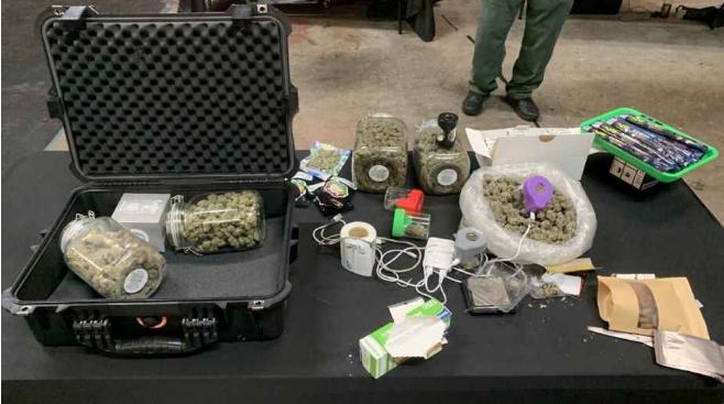 65 people Arrested In Illegal Marijuana Dispensary In Atlanta