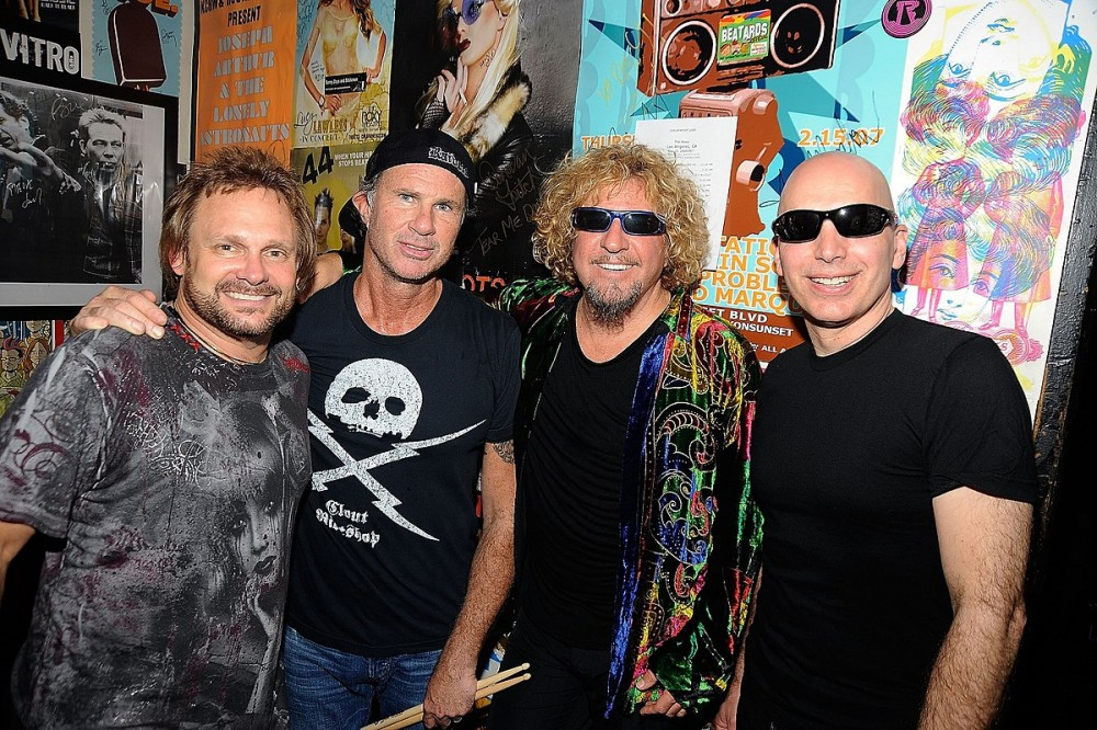 Michael Anthony – 'I Definitely Think Chickenfoot Will Do Something Else'