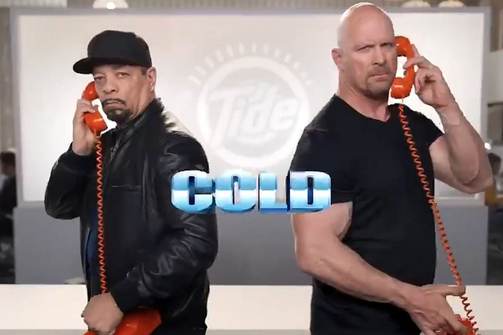 Ice-T + Stone Cold Steve Austin Team Up for Coolest Commercial of 2021