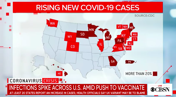 [WATCH] Head Of CDC Fears New Surge In COVID-19 And Urges Americans To 'Hold On'
