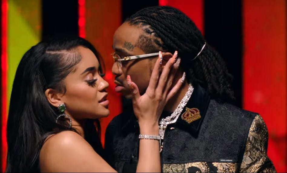 Video Surfaces of Physical Altercation Between Quavo and Saweetie