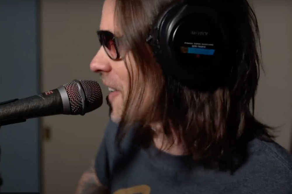 Myles Kennedy Shows Soulful Side on Earth, Wind & Fire Cover
