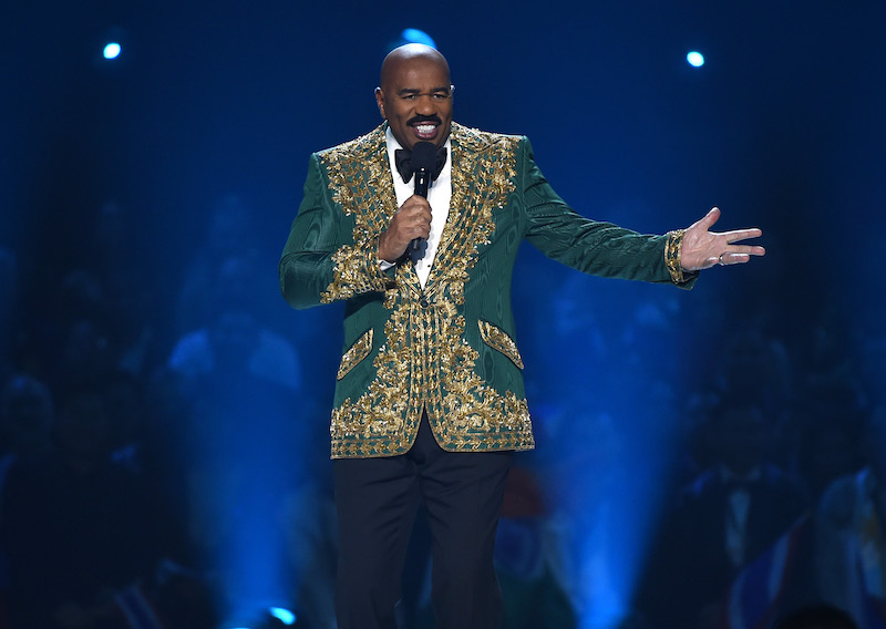 Steve Harvey is Set to Host Earth, Wind, and Fire and The Isley Brothers Verzuz Celebration