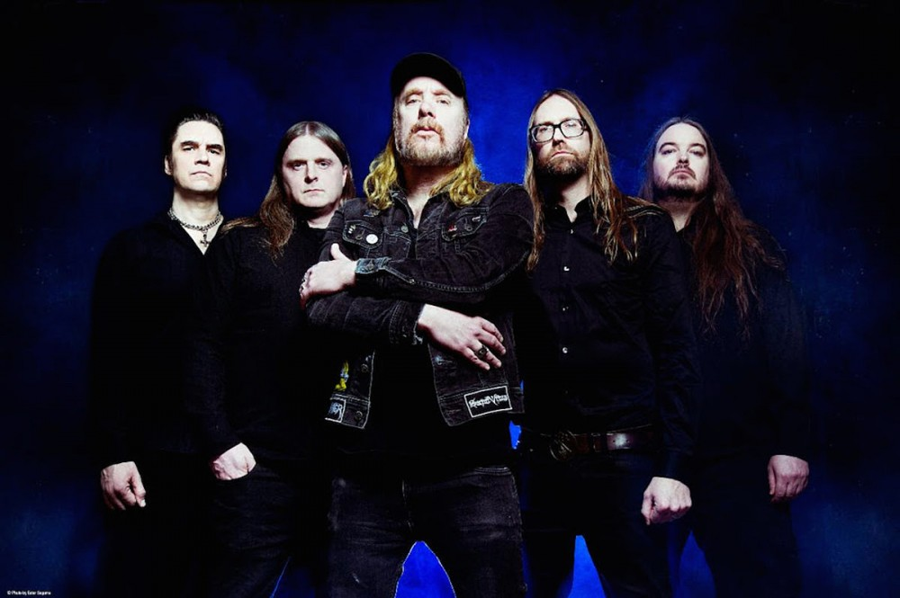 At the Gates Announce 'Very Dark' But 'Not Negative' New Album 'The Nightmare of Being'