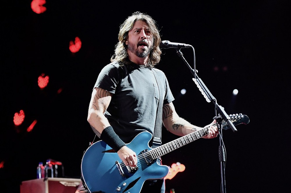 Dave Grohl Can't Believe He Met His Childhood Idol at His Kid's School
