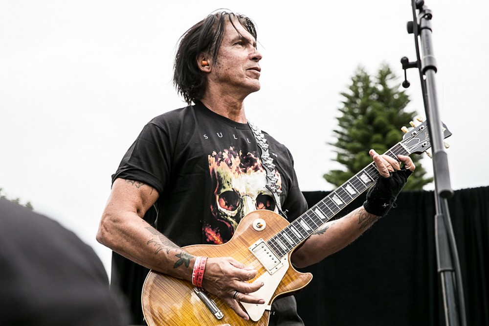 George Lynch Tips Potential New Name for Touring Band