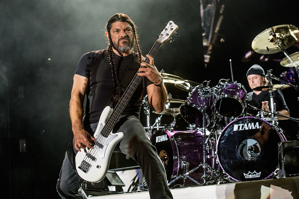 Metallica Didn't Want to Show Rob Trujillo's $1 Million Deal in 'Some Kind of Monster'