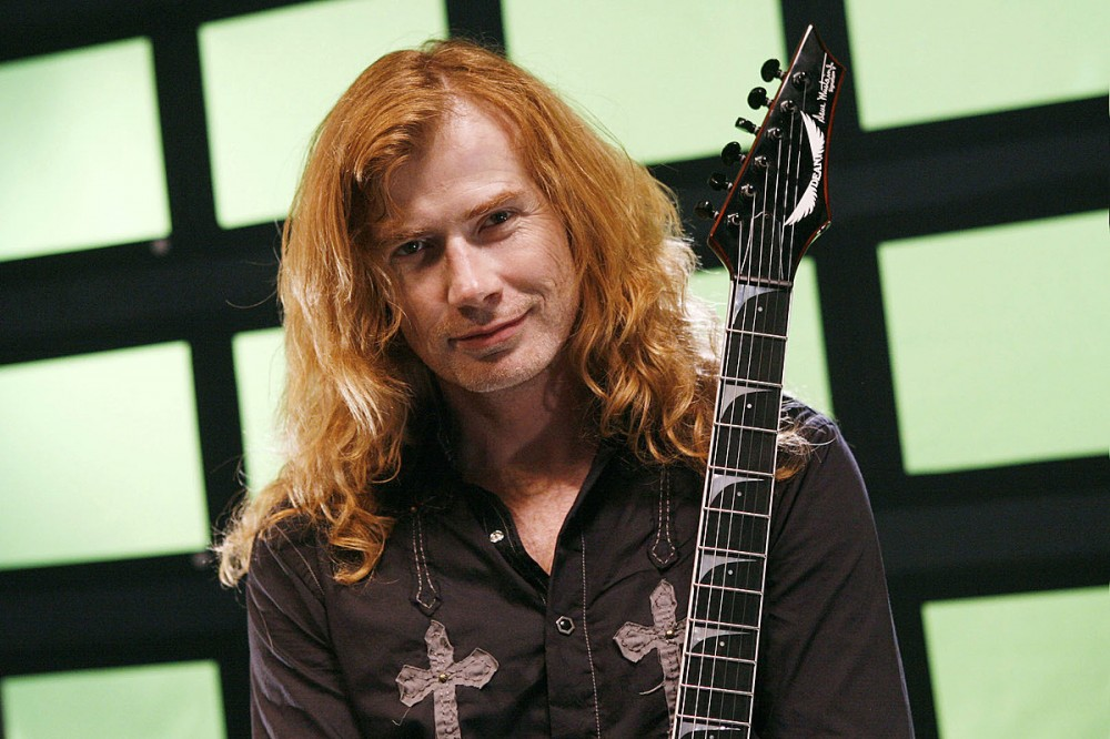 Megadeth's Dave Mustaine – 'One Song Left to Sing,' Then 'Ear Candy' to Wrap New Album
