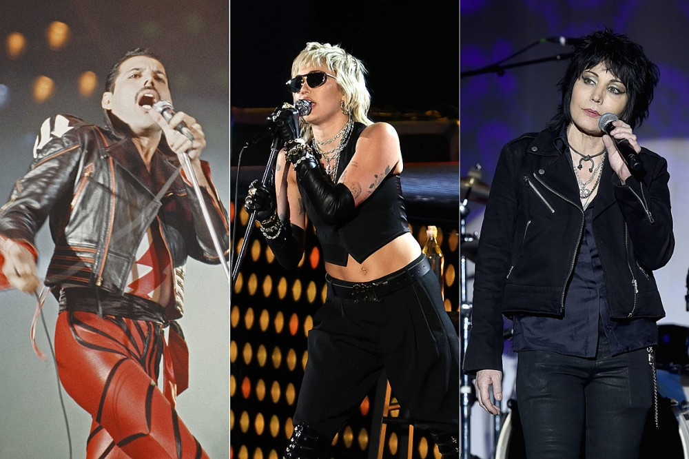 Miley Cyrus Covers Queen at NCAA Final Four, Has Joan Jett Trending on Twitter