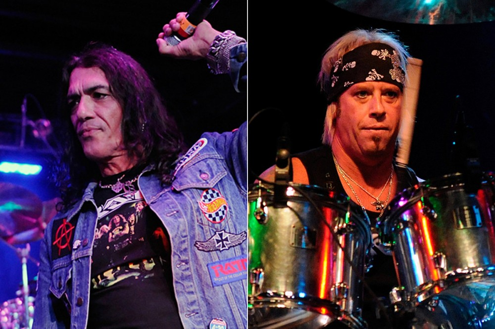 How Ratt's Stephen Pearcy + Bobby Blotzer Reunited After Legal Battles