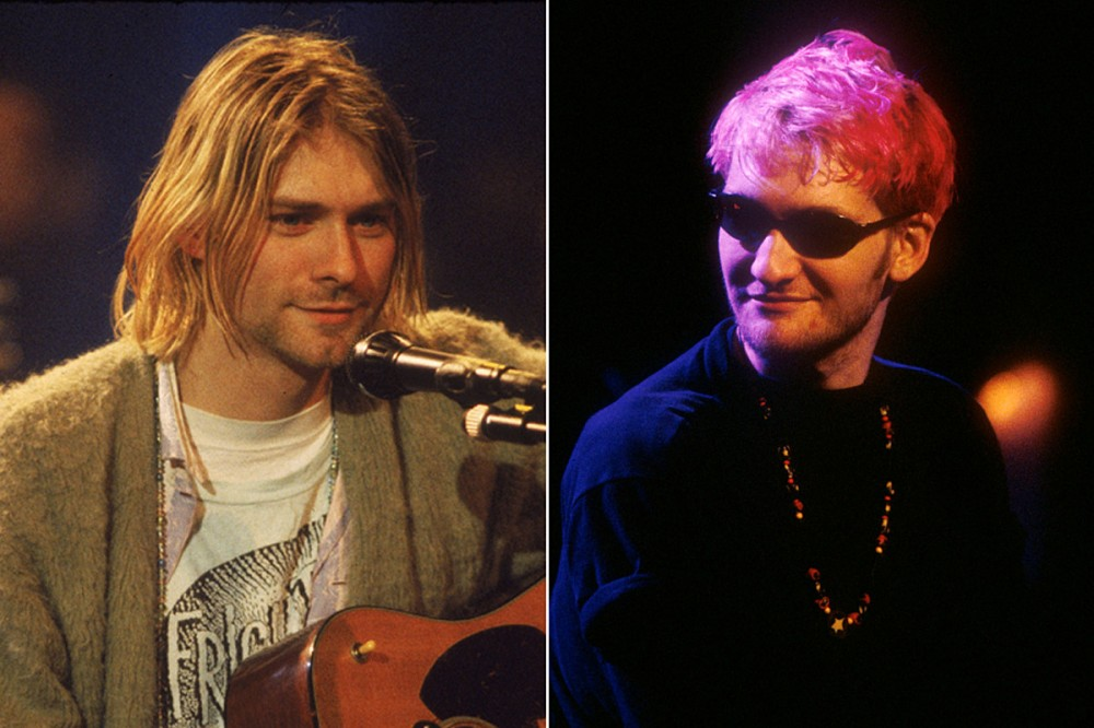 27 Years Ago + 19 Years Ago: Nirvana's Kurt Cobain + Alice in Chains' Layne Staley Die on April 5