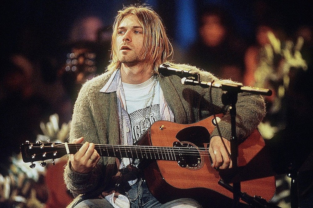 Artificial Intelligence Creates New Nirvana Song 'Drowned in the Sun'