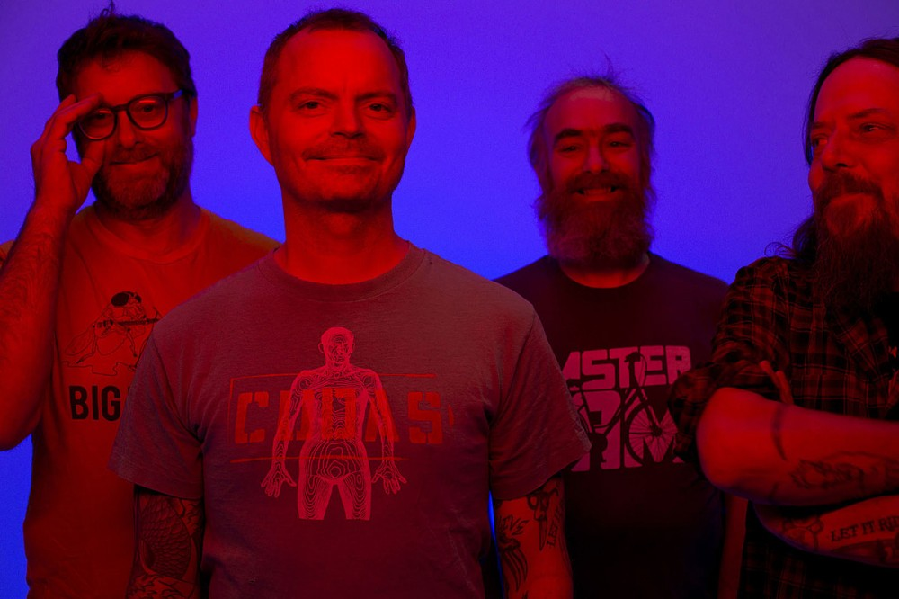 Red Fang Reveal Sword-Wielding Video for Title Track of Upcoming 'Arrows' Album