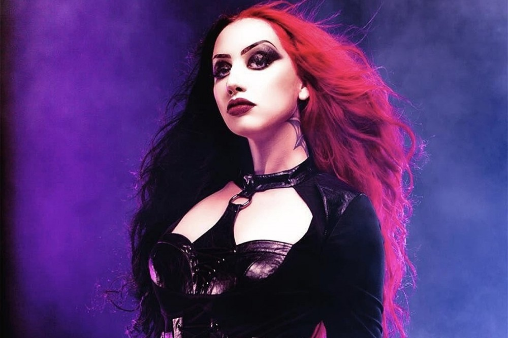 Ash Costello of New Years Day to Perform Live at WrestleMania 37