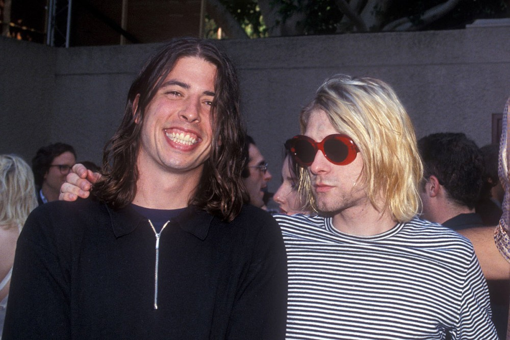 Dave Grohl Remembers Feeling 'Strange' After Kurt Cobain Died