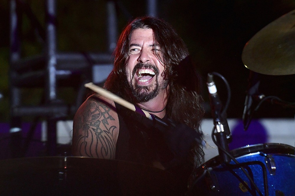 Dave Grohl Reveals How He Started Writing, Announces 'The Storyteller' Book