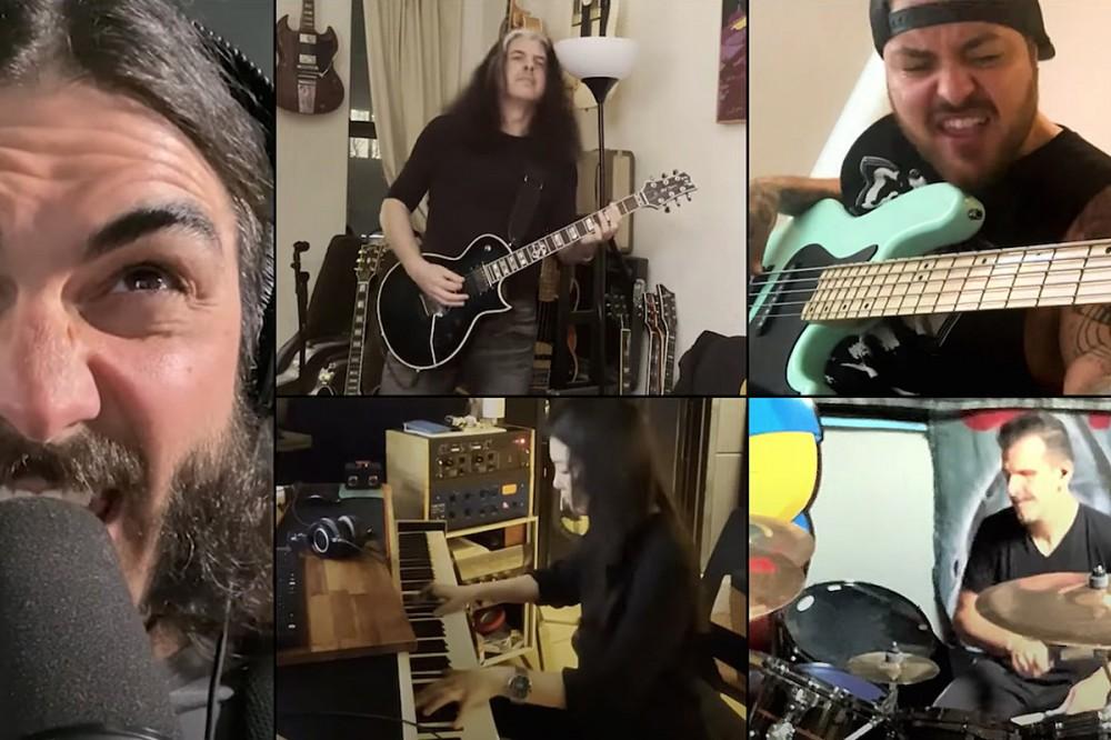Anthrax, Testament, Suicidal Tendencies + Crobot Members Cover Rush's 'Subdivisions' as Part of Tribute EP