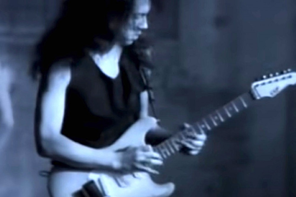 Kirk Hammett's Guitar From Metallica's 'One' Music Video Is Up for Auction
