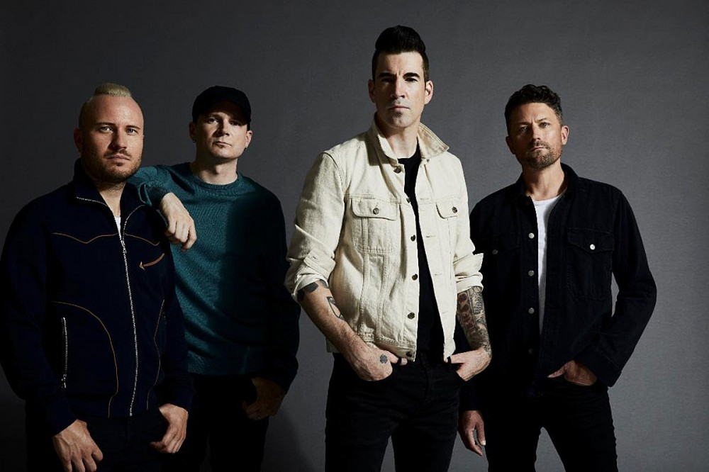 Theory of a Deadman Earn New Platinum + Gold Sales Certifications