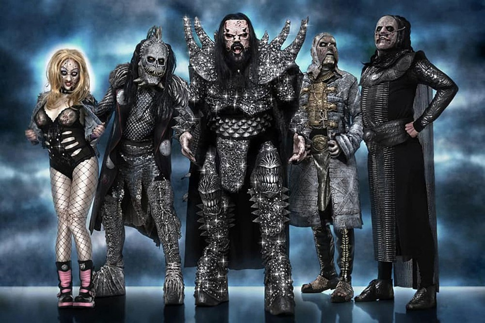 Lordi Planning to Release Seven Studio Albums This Fall
