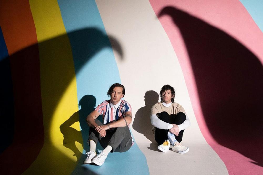 Twenty One Pilots Reveal New Song 'Shy Away,' Announce New Album + Livestream