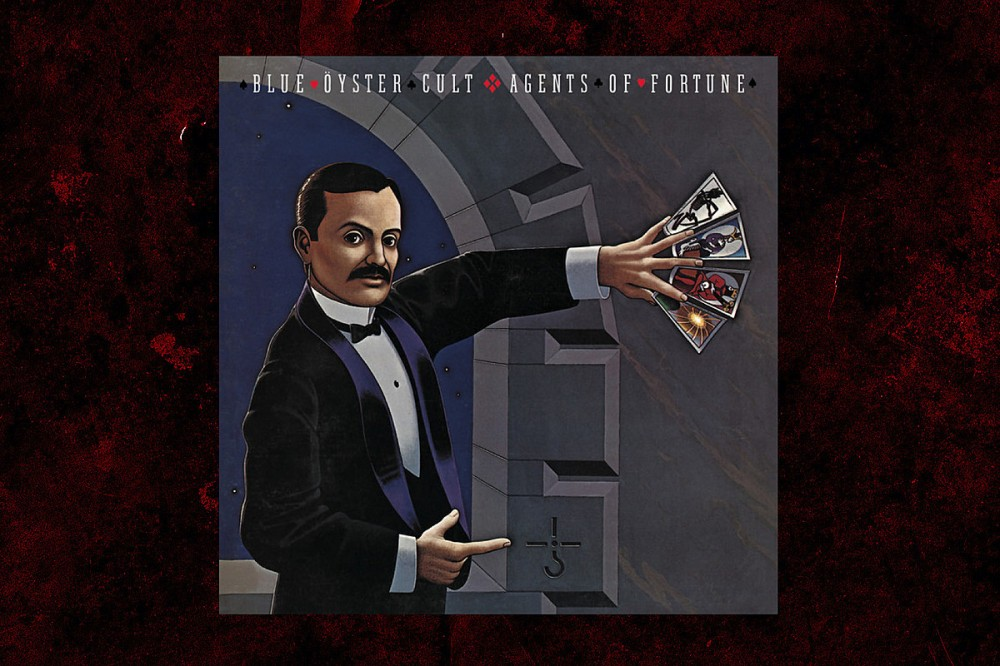 Blue Oyster Cult Singer Doesn't Want '(Don't Fear) The Reaper' Played At His Funeral