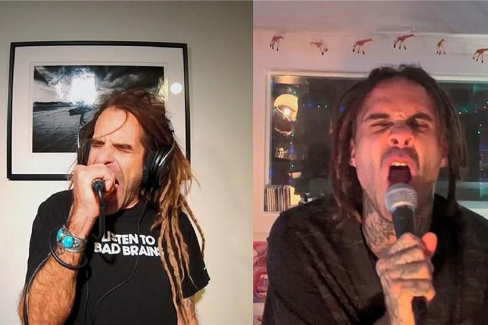 Lamb of God + Fever 333's Jason Aalon Butler Team for Bad Brains Cover 'I Against I'