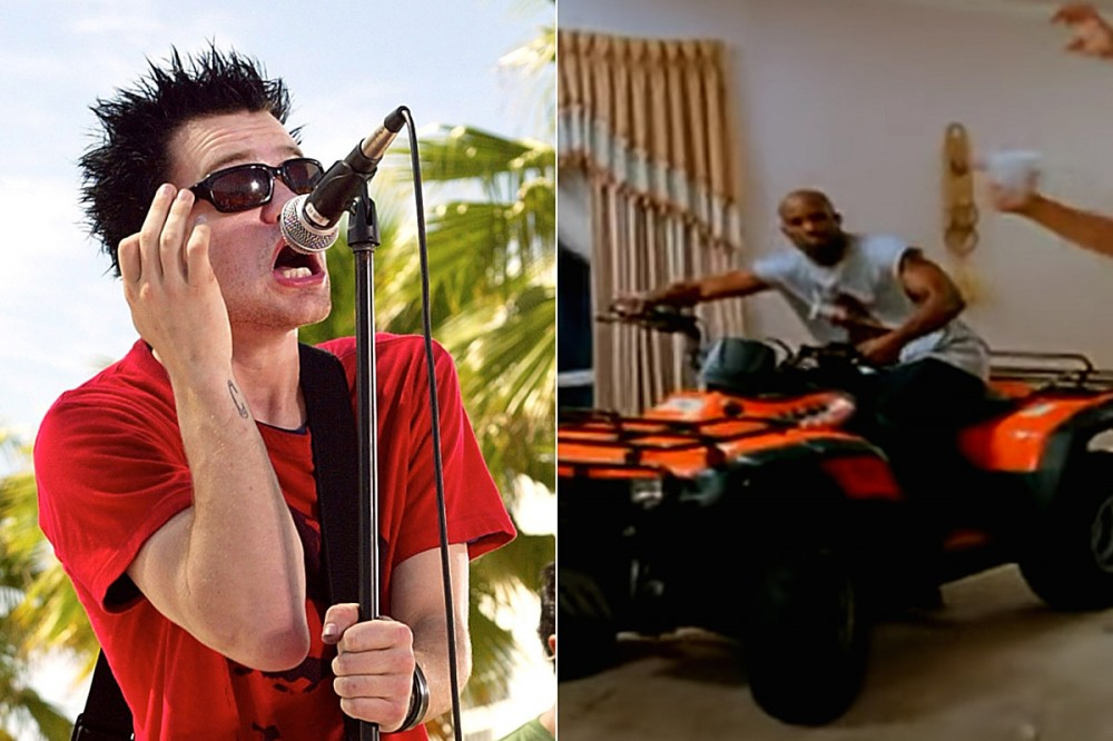 That Time DMX Crashed a House Party in Sum 41's First Music Video